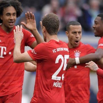 Bayern Monachium musi postawić kropkę nad i