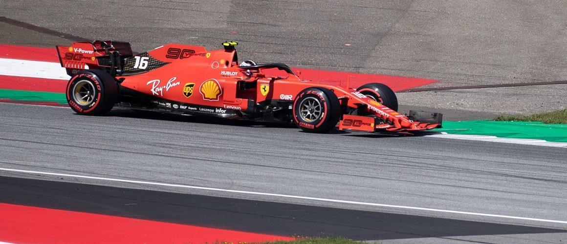 Grand Prix Belgii. Hamilton znowu najlepszy?