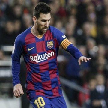 Lionel Messi odejdzie z Barcelony?
