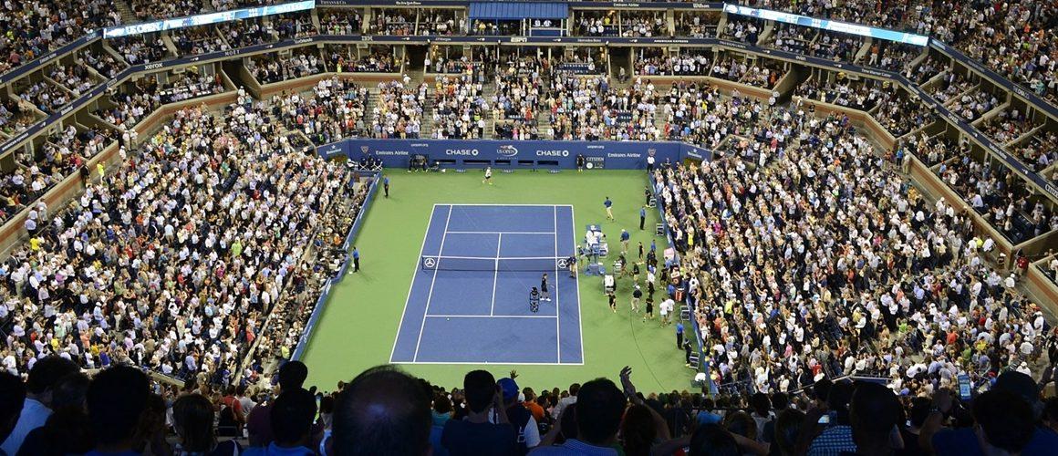 Tenis w Nowym Jorku z wielkimi nazwiskami