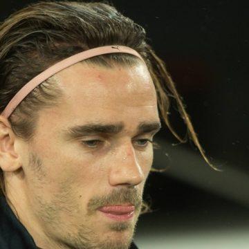Antoine Griezmann odejdzie z Barcelony?