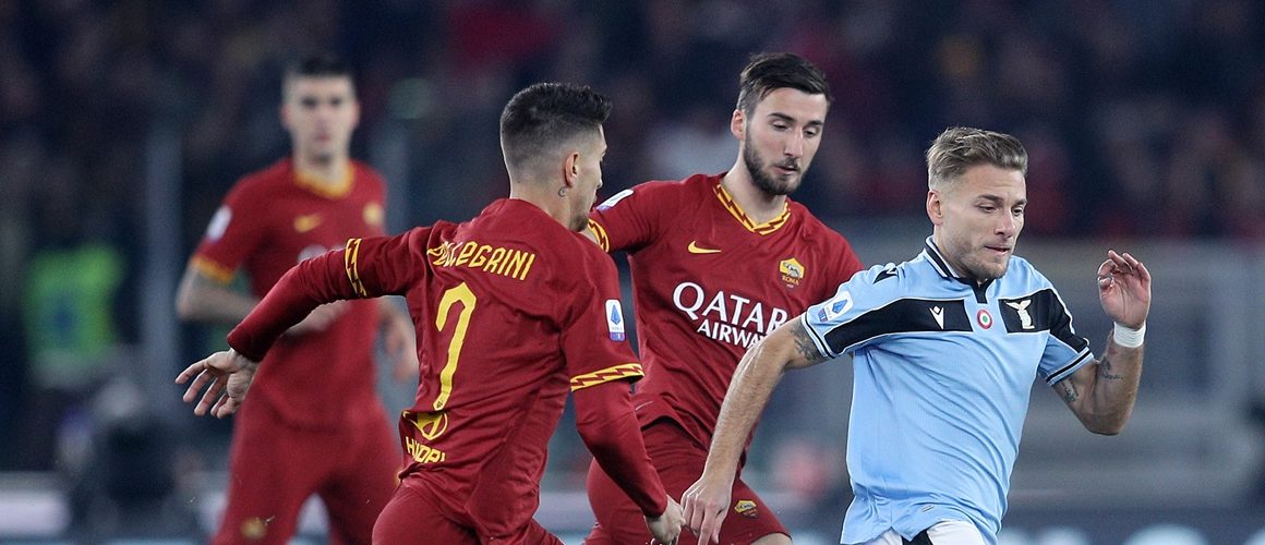 Derby Rzymu. Lazio i Roma walczą o Wieczne Miasto