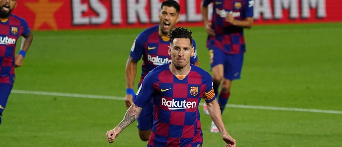 Lionel Messi zostaje w domu. Decyzja podjęta