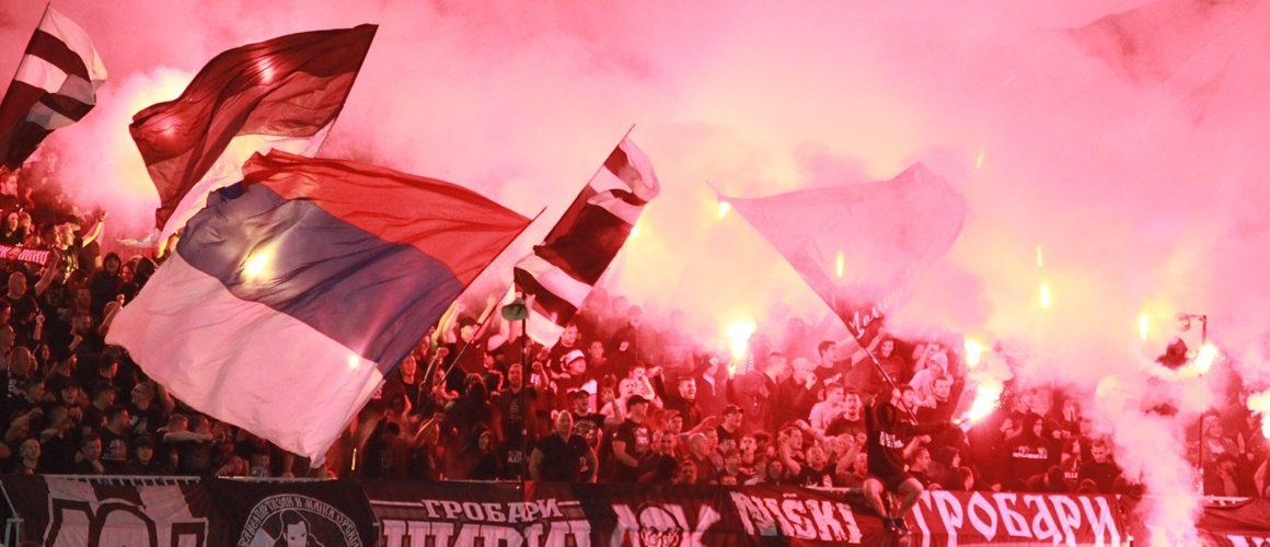 Derby Belgradu, czyli Wieczne Derby Serbii to prawdziwy kocioł!