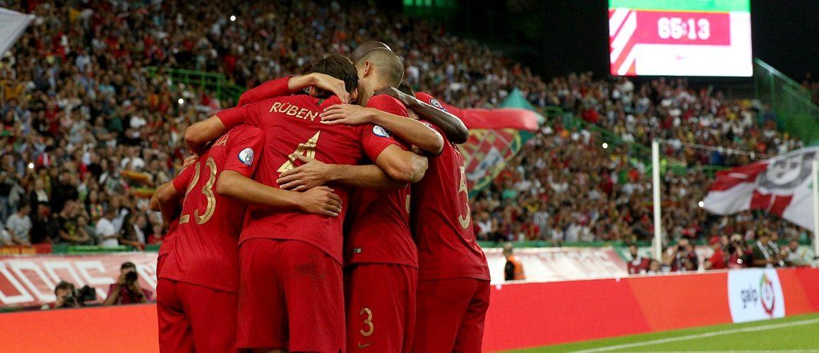 Portugalia bez Ronaldo, Chorwacja bez szans
