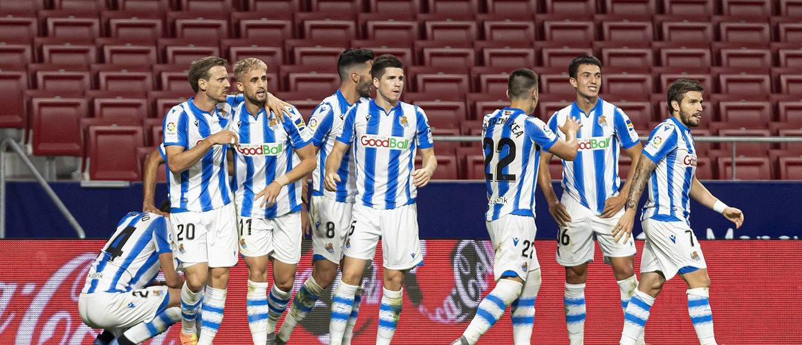 Real Sociedad ma problem. Brakuje piłkarzy zdolnych do gry