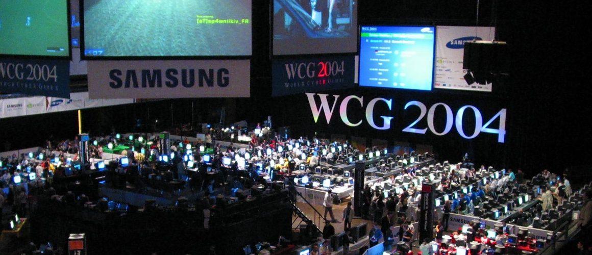 WCG. Cyberolimpiada ma już 20 lat!