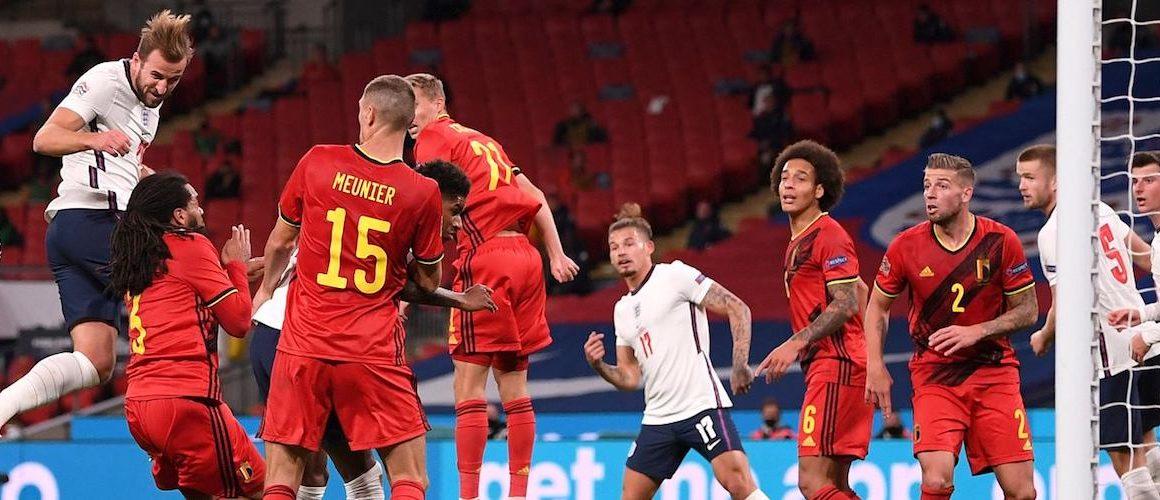 Anglia wygrywa z Belgią. Passa przełamana