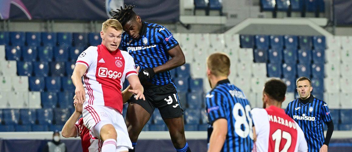 Atalanta – Ajax na remis. Błędy gospodarzy kosztują ich punkty