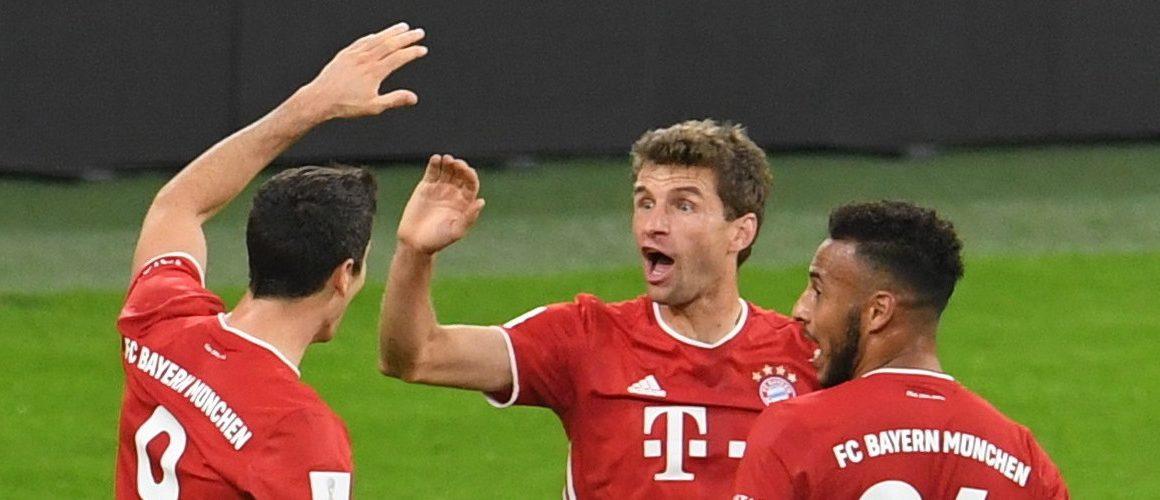 Bayern z Superpucharem. Nie obyło się bez emocji