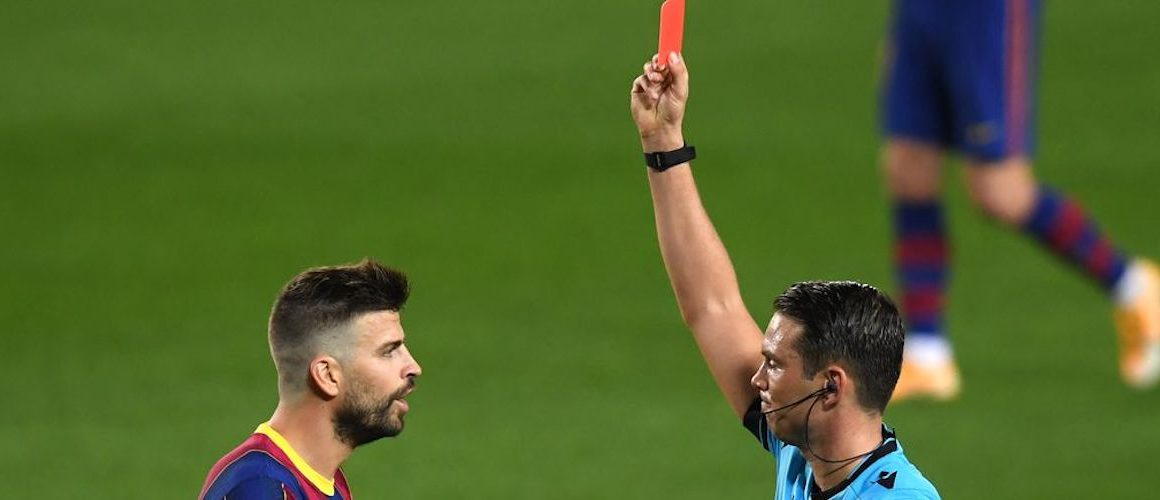Barcelona wysoko pokonuje Ferencvaros. Strzelali mimo osłabienia