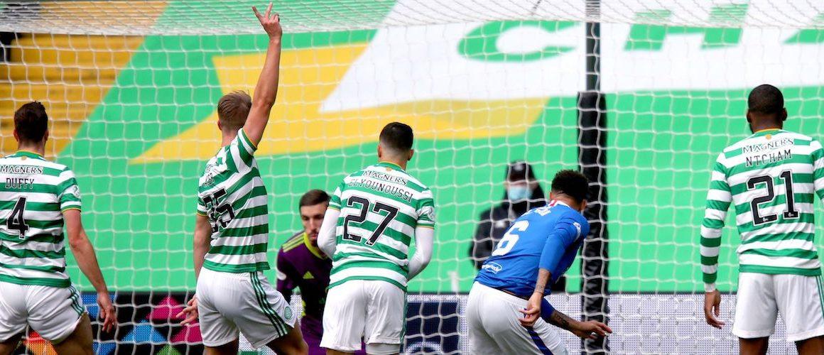 Celtic pokonany w derbach. Klimala nie pomógł