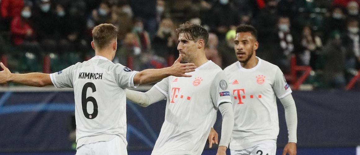Bayern wygrywa w Moskwie. Ciężka przeprawa Bawarczyków