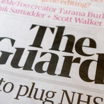 """Buksa doceniony przez """"The Guardian"""". Duże wyróżnienie"""