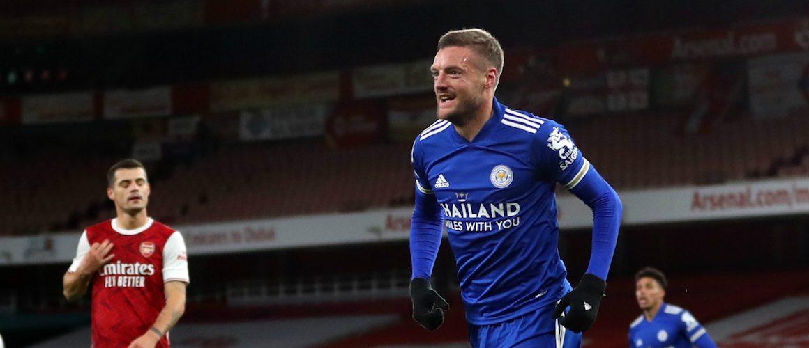 Leicester pokonuje Arsenal. Historyczne zwycięstwo