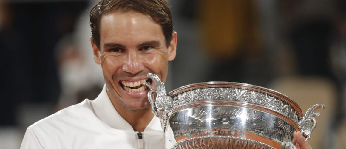 """Nadal pokonuje lidera ATP. """"Król mączki"""" po raz trzynasty"""
