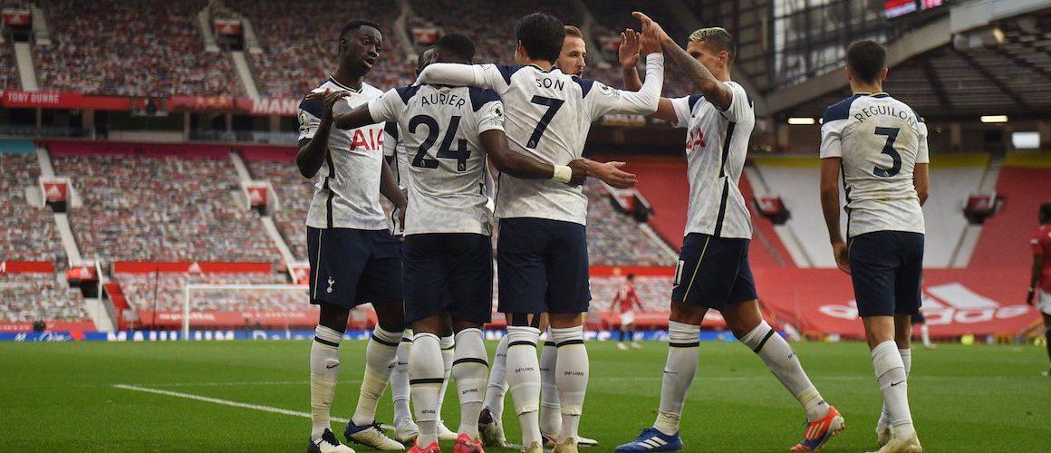 Tottenham deklasuje United. W tle kontrowersje