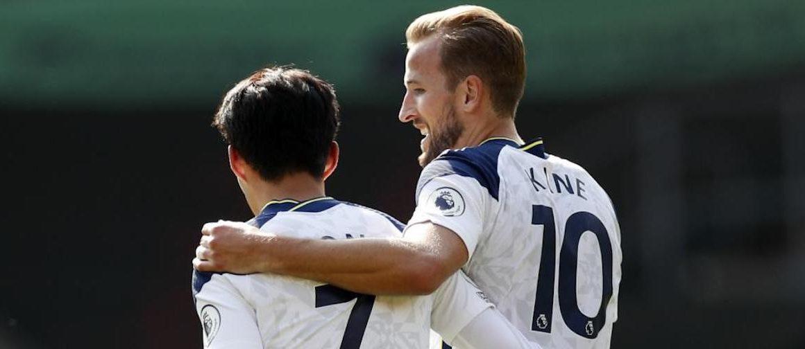 Tottenham wywalczył punkty na trudnym terenie. Dół tabeli na remis
