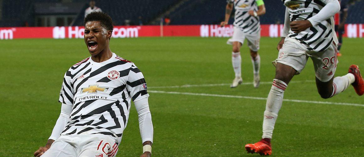 Manchester United triumfuje w Paryżu. Emocje do końca