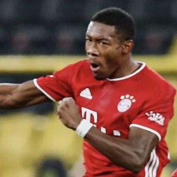 Bayern wygrywa hitowe starcie. Lewandowski mógł zaliczyć hat-tricka