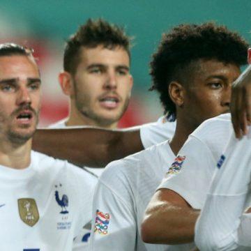 Francja wygrywa w sobotnim hicie. Bohaterem Kante