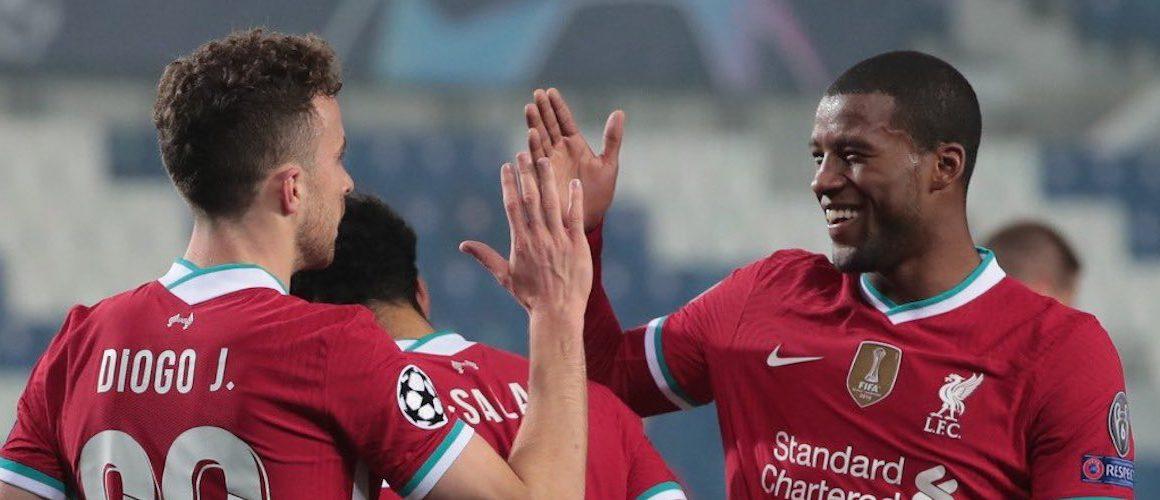 Liverpool zagrał koncert w Bergamo. Jota z hat-trickiem