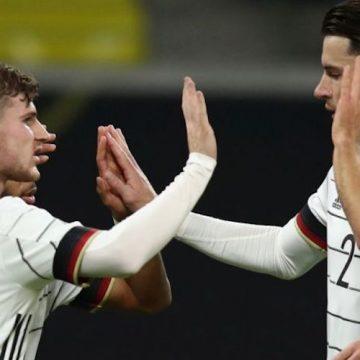 Niemcy z trzema punktami. Werner ratuje przed wpadką