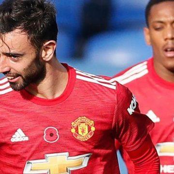 """Manchester United górą w starciu z Evertonem. Chwiejna forma """"Czerwonych Diabłów"""""""