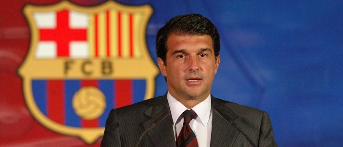 Laporta wróci na fotel prezydenta FC Barcelony?