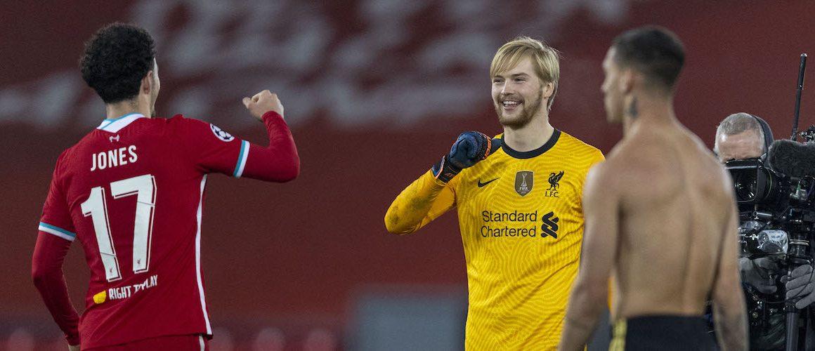 Liverpool skromnie wygrywa z Ajaxem. Pierwsze miejsce zapewnione