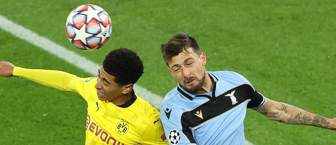 Borussia bez Haalanda dzieli się punktami z Lazio. Oszukani gospodarze?