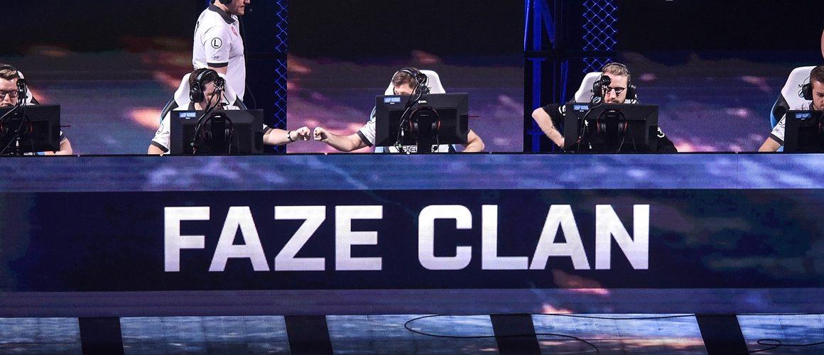 FaZe Clan – droga od klanu do wielkiej organizacji esportowej