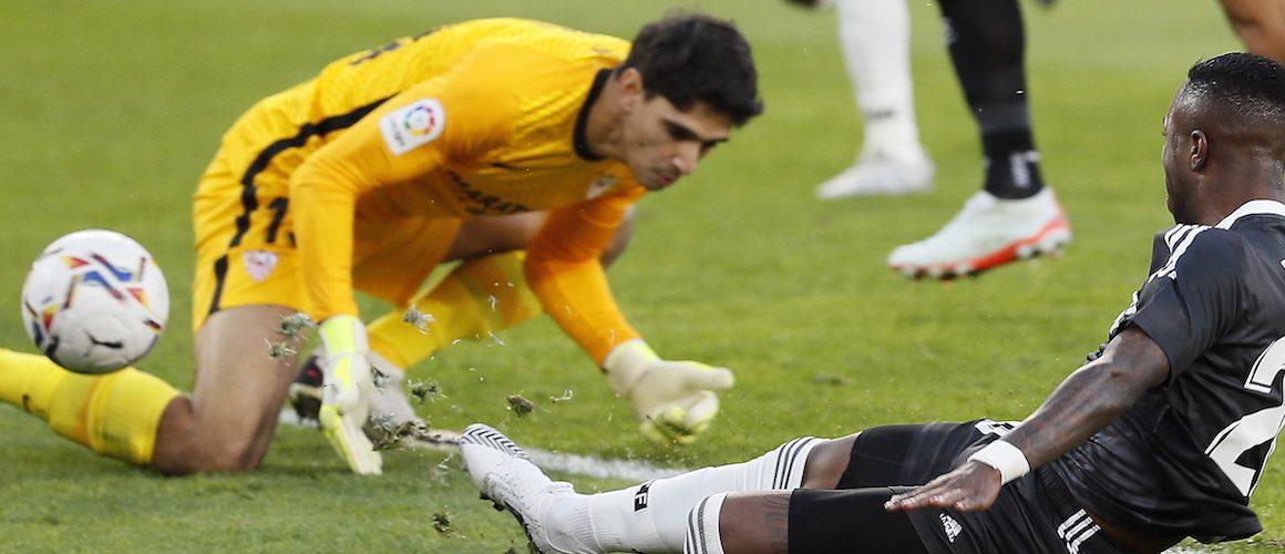 "Sevilla – Real 0:1. Bohaterem ""Królewskich""… Bono"