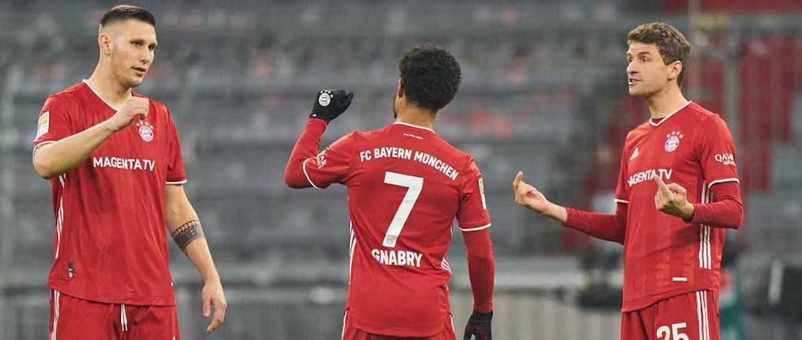 Bayern w fotelu lidera lidera. Lewandowski bohaterem meczu