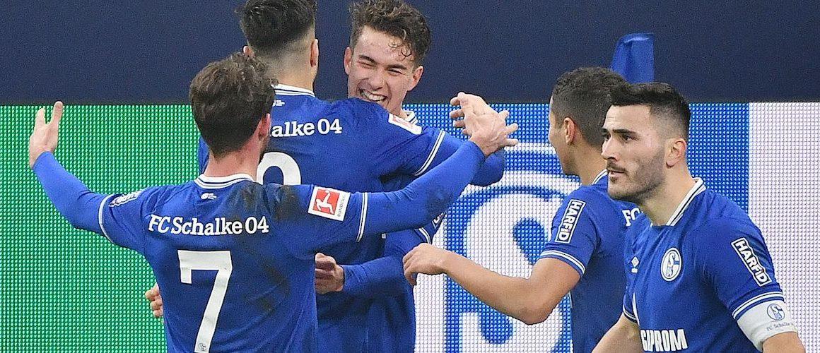 """Schalke 4-0. Efektowne przełamanie """"Czeladników"""""""