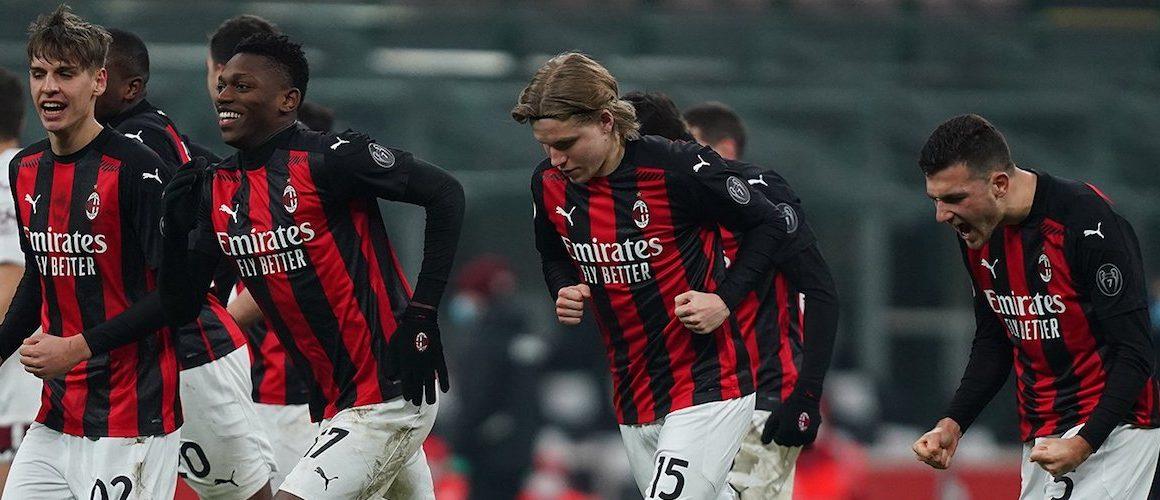 Milan w ćwierćfinale Pucharu Włoch. Szczęście w rzutach karnych