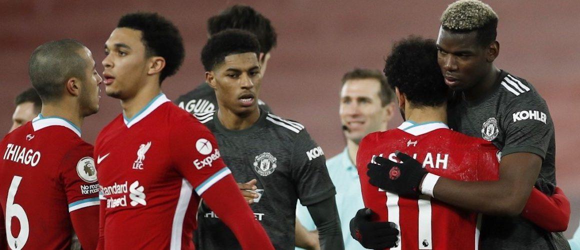 Liverpool – Manchester United 0:0. Kolejny angielski hit bez bramek