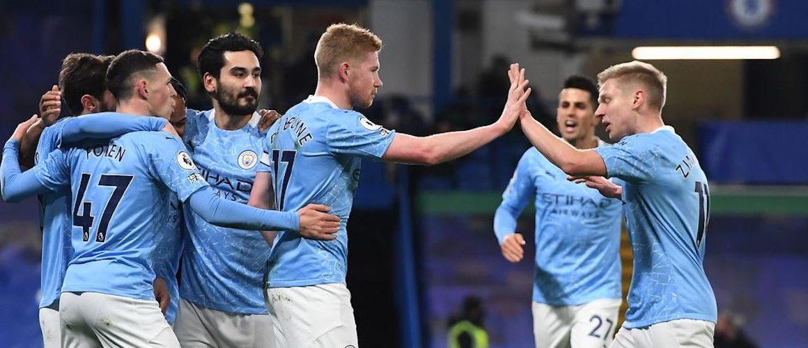 Manchester City rozbija Chelsea. Miliony nie zapewniły wyników