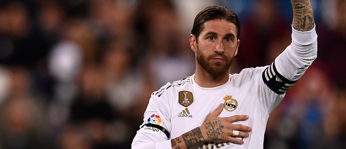 Ramos odejdzie z Realu? Może zagrać z Messim
