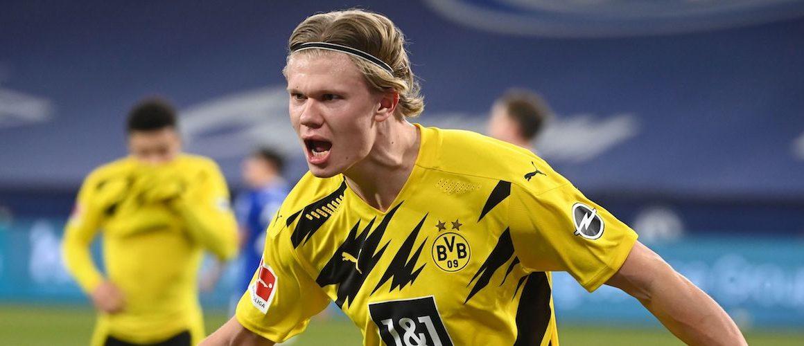 Borussia deklasuje Schalke. Kolejne gole młodych gwiazd