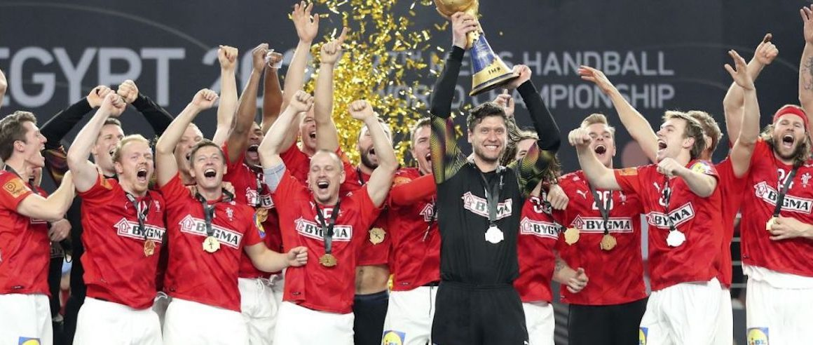 Dania mistrzem świata w piłce ręcznej!