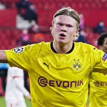 Borussia pokonuje Sevillę. Widowisko w Hiszpanii