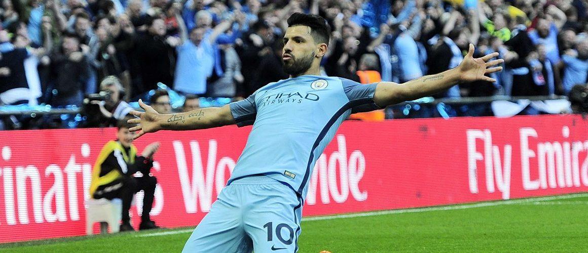 Sergio Aguero żegna się z Manchesterem City