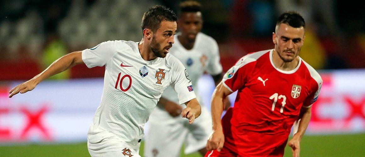 Serbia- Portugalia. Pojedynek zwycięskich drużyn w grupie A