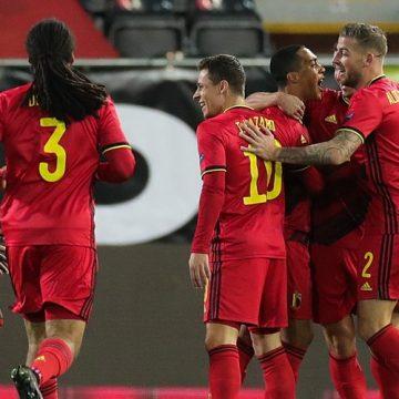 Czechy-Belgia, czyli bardzo ciekawy mecz w grupie E
