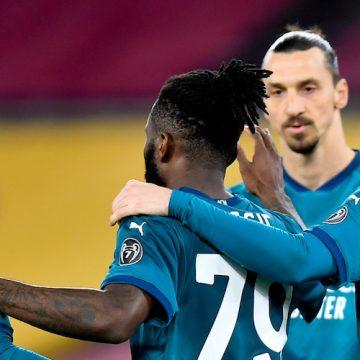 Mediolan na szczycie! Milan goni Inter