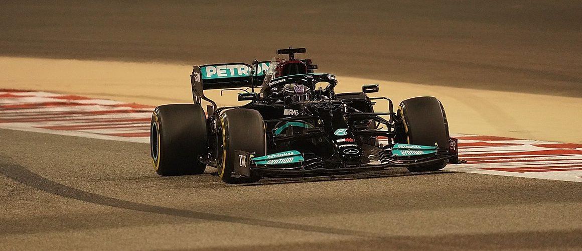 Grand Prix Bahrajnu dla Lewisa Hamiltona