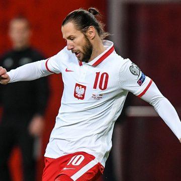 Grzegorz Krychowiak może grać z Anglią