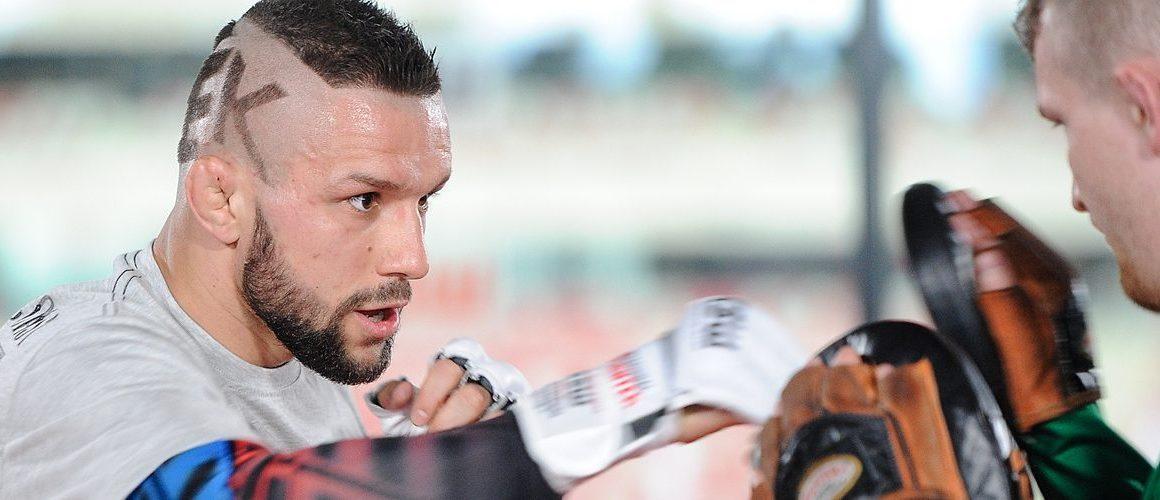 UFC Fight Night: Vettori vs Holland