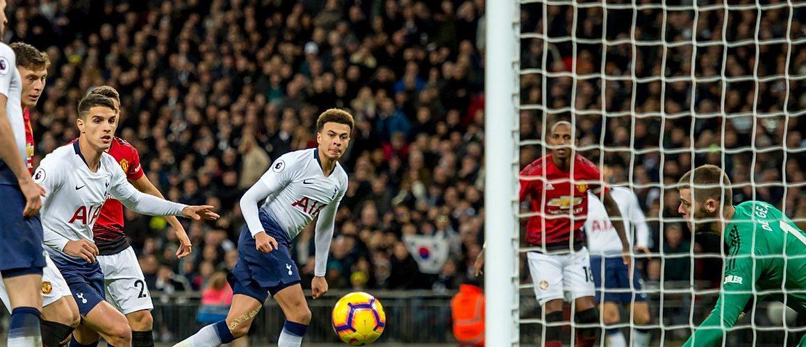 Niedzielny hit w Premier League! Tottenham- Man. Utd.
